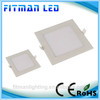 Ultra Thin Design 9W LED SMD2835 Ceiling Recessed Slim Square Flat Panel Light