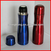 double wall stainless steel bullet thermos vacuum flask