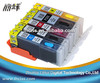 PGI-450 CLI-451 Refillable ink cartridge for Canon MX924 printer with reset chip