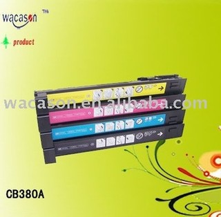 Remanufactured Color Toner Cartridge For CB380A