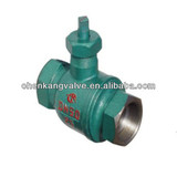 Stainless Steel WCB Threaded Ball Valve