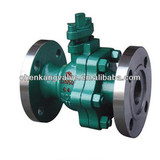 High Temperature High Pressure Ball Valve China Supplier