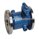 Stainless Steel Carbon Steel High Temperature Insulation Ball Valve