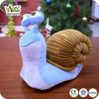 Best Selling Custom Plush Snail Toy