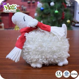 10 Years Plush Toy Manufacturer Custom Soft Plush Sheep Toy
