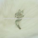 brooch bouquet. rhinestone brooch for women
