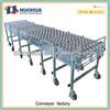 heavy duty Gravity flexible skate wheel conveyor