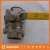 Handle female thread ball valve factory