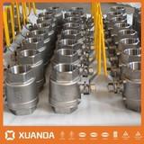 CE API ISO9001 A105 small size ball valve China