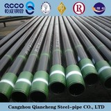 Factory galvanized hot roll steel pipe for hot sale
