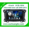 Ouchuangbo Auto Stereo System for Chevrolet new sail 2009-2013 GPS Navigation iPod USB DVD Bluetooth