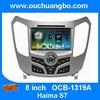 Ouchuangbo Haima S7 audio gps navi stereo factory price