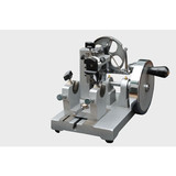 simple cheapest biological rotary microtome
