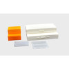 Plastic Microscope Prepared Slide Box for Biology