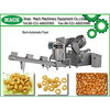 snacks food fryer plantain chips frying machine