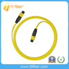 MPO-MPO 12/24 cores Singlemode fiber optic patch cord