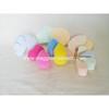 Colorful Water drop cosmetic sponge