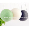 Muti-funtion conjac face cleansing sponge