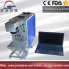Portable Fiber Laser Marking Machine for logo marking
