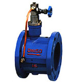 Low Resistant Slow Closing Butterfly Silence Check Valves