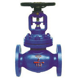 Bellows Seal Globe Valves :ANSI Class 150 - 300, 1/2 - 14 Inch
