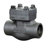 China Forged Steel Check Valves: API 602, Swing