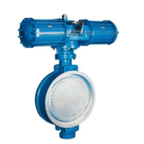 Pneumatic Flange Butterfly Valves