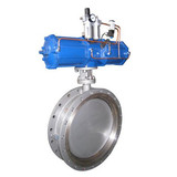 Pneumatic Vent Butterfly Valves China