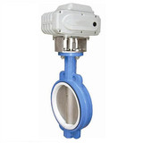 Electric Soft Seal Butterfly Valves