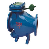 Low Resistant Slow Closing Check Valves