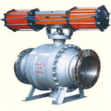 Pneumatic Pipe Ball Valves