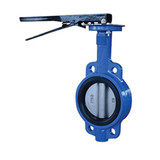Wafer Hard Seal Butterfly Valves