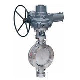Electric Wafer Hard Seal Butterfly Valves