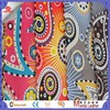 Sublimation paper Pvc synthetic Leather pvc material for bags and shoes