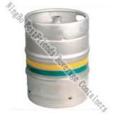 US Standard beer keg slim 1/4 barrel
