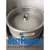 BestFriends Euro 30L Beer Keg made by 304 Stainless Steel