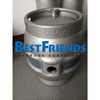 Brand New UK 9 Gallon Beer Keg made by AISI / SUS 304 Stainless Steel