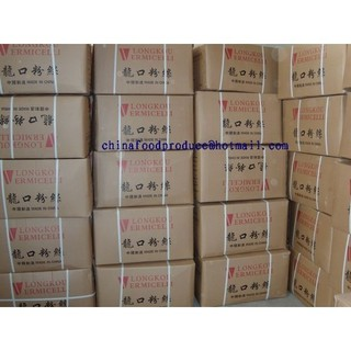 many cartons of longkou vermicelli 25kg