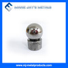 Cemented tungsten carbide precision ball and seats
