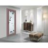 Aluminum interior door for bathroom , toilet