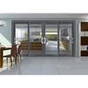 interior sliding aluminium glass doors