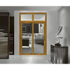 aluminium sliding doors/aluminum door/glass door