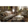 Sofa home wooden frame silver color living room furniture living room sets FF113