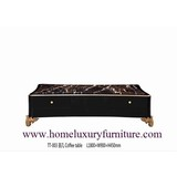 Coffee table Marble coffee table price China supplier neo classical furnitrue TT-003
