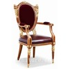 Leather Chairs Dining Chairs Popular in Russia Fabric Chair Dining Room Furniture FY-138