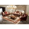 Sofa leather furniture living sofa living room furniture sofa seater Italian antique sofa