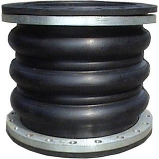 Double-Ball Adjustable Pipe Fittings Rubber Joint (GJQ(X)-SF)