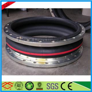 Large size full rubber flange joint elastomer