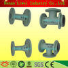 High quality Rubber lined steel pipe elbow