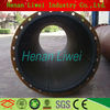 large diameter rubber lined pipe rubber lined pipe